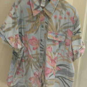 Sag Harbor Fall Shirt